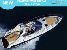 2005 Cranchi Endurance 41