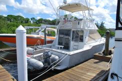 1989 Tiara Yachts 3600 Convertible