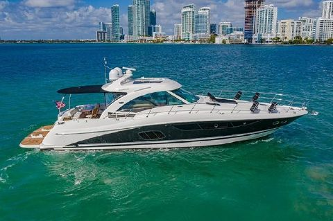 2013 Sea Ray 610 Sundancer