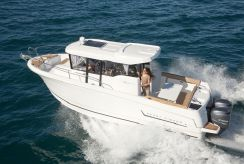 2013 Jeanneau Merry Fisher 855 Marlin