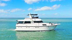 1986 Hatteras 54 Motor Yacht