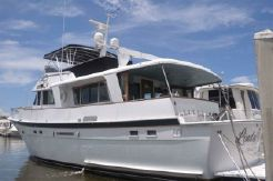 1980 Hatteras 58 Long Range Cruiser