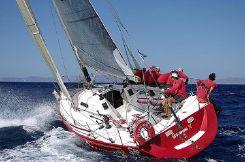 1996 X-Yachts IMX 38