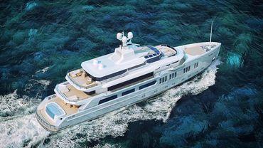 2020 Custom 57M MEGA YACHT