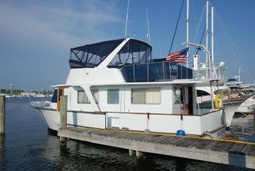 1985 Pearson Trawler