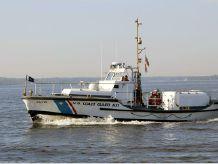 1963 Custom Curtis Bay Coast Guard boat