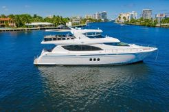 2013 Hatteras Motor Yacht