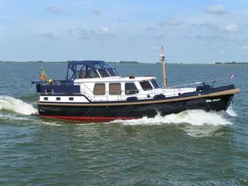 Drifter Yacht Grand Tourer 44