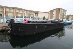 1962 Humber Keel Barge