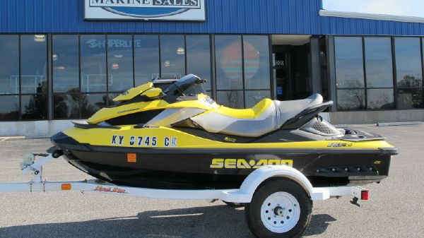 Bombardier SEADOO RXT-IS 255
