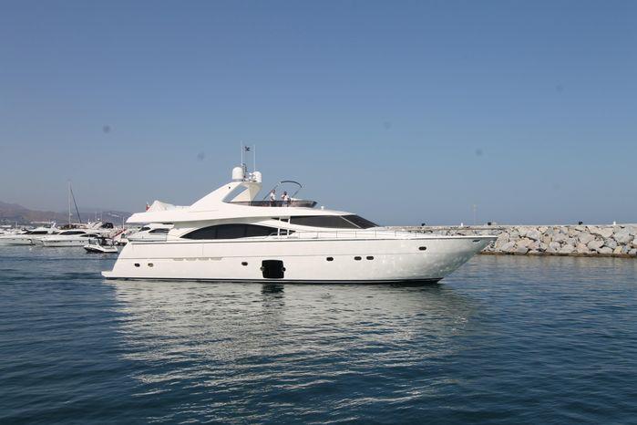 2007 Ferretti Yachts