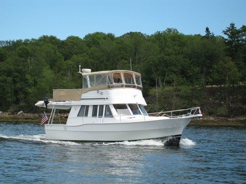 2000 Mainship 390 Trawler Boats for Sale - DiMillo's Yacht Sales