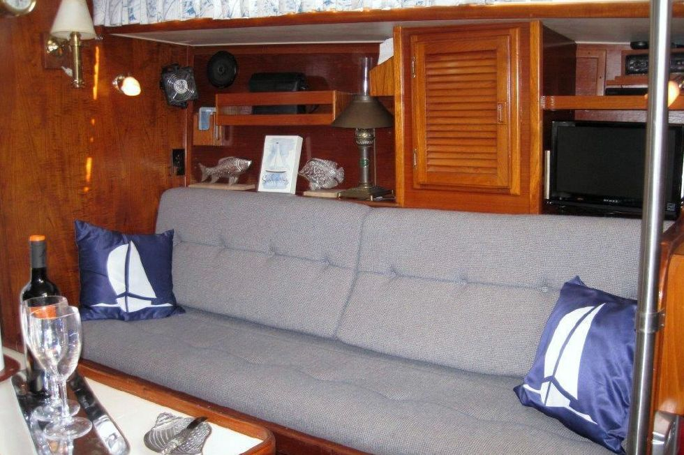 1986 Gulfstar Hirsh