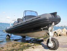 2015 Sealegs 7.7M Console Amphibious Rib
