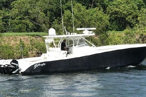 2011 Yellowfin 42 Center Console