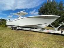 2008 Yellowfin 36 Offshore
