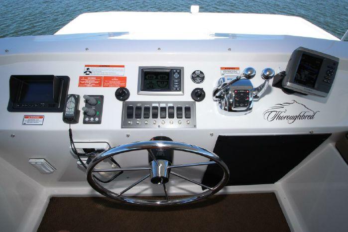 2014 Thoroughbred BoatsalesListing Brokerage