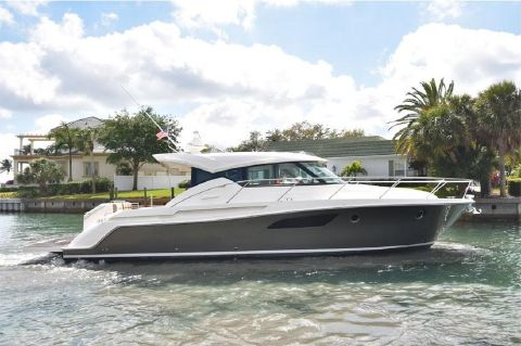 "2015 Tiara 44 Coupe - 2015 Tiara 44 Coupe ""Tail Lights"""