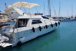 1985 Ferretti Yachts 49 Altura