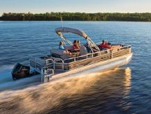 2020 Sun Tracker FISHIN' BARGE® 24 XP3