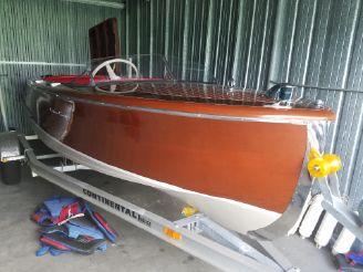 1948 Chris-Craft 17 Runabout