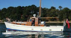 1956 Custom John E. Powell Motor Yacht
