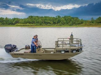 2020 Tracker GRIZZLY® 2072 CC Sportsman Kicker