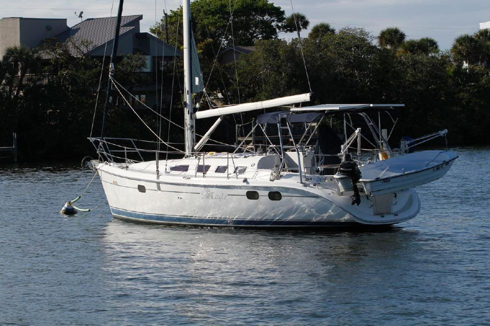 Hunter 386 Sea Eagle