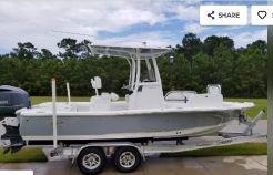 2020 Sea Hunt 22BXBR
