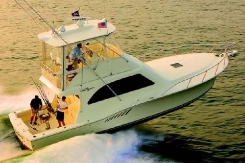 2006 Albemarle 410 Convertible - Manufacturer Provided Image