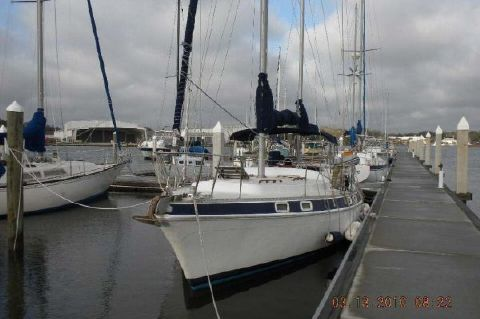 1982 Morgan Out Island 416 Ketch - Photo 1