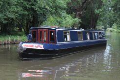 1992 Narrowboat 60' Orion Ltd Semi Trad / Trad