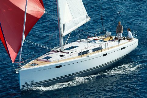 2017 Hanse 415 - Manufacturer Provided Image