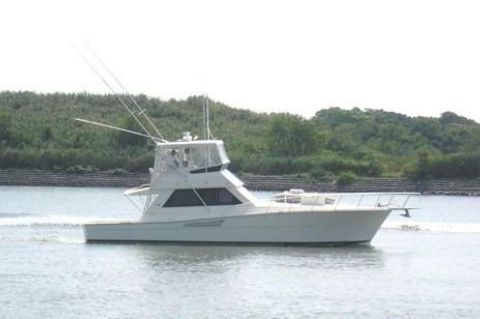 1990 Viking 48 Convertible