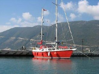 1992 Custom Croft Marine Calliope 405