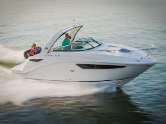 2020 Sea Ray Sundancer 260