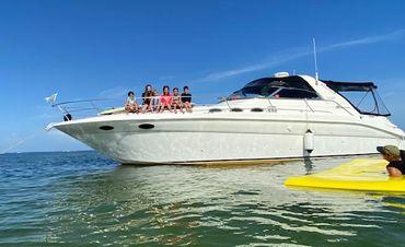 1997 Sea Ray 370DA