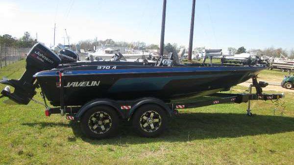 Javelin Boats 370A