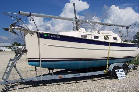 2004 Seaward 26 RK with trailer - Photo 1
