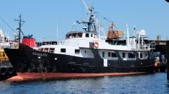 1962 Custom Research Yacht