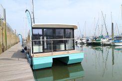 2019 Marina Boats Inspiration 28 Floating Lodge