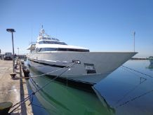 1988 Baglietto 36m Very Well Maintained