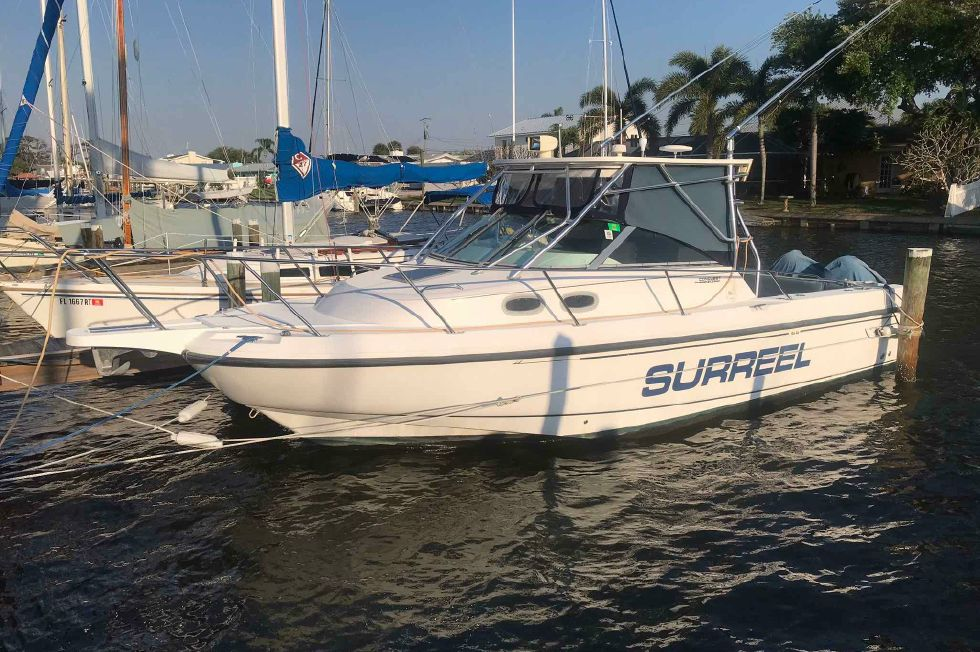 2003 Boston Whaler 295 Conquest - Boston Whaler 295 Conquest