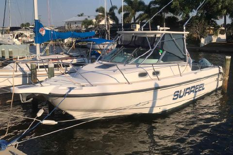 2003 Boston Whaler 295 Conquest