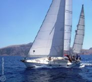 1986 Jeanneau Custom Ketch 55