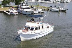 2006 Monk 36 Trawler