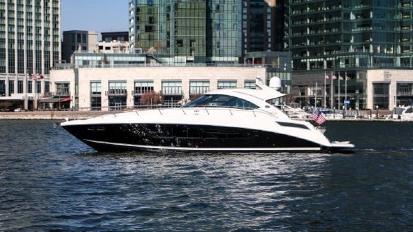 Sea Ray 54 Sundancer