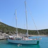 2008 Custom Steel Ketch Motorsailor