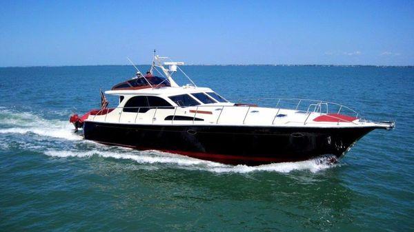 Midnight Lace Motor yacht