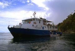 1965 110  Exploration And Multipurpose Vessel